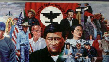 Emigdio Vasquez, The Legacy of César Chávez (1997)
