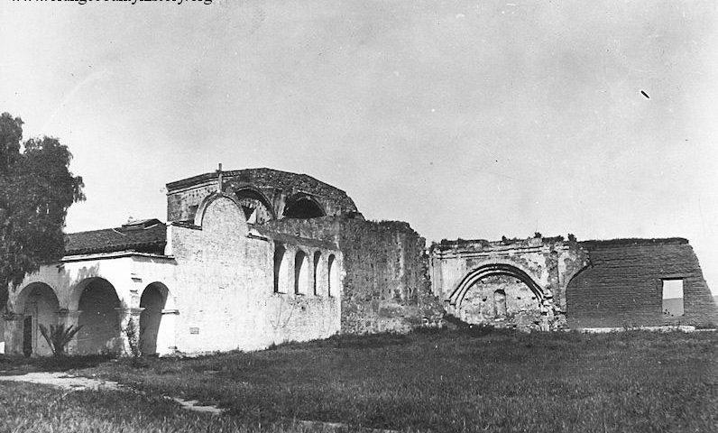 san juan capistrano circa 1910