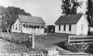 old newport methodist episcopal church 1911