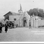 2407 san juan capistrano mission entrance 1927