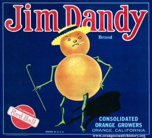 jim dandy label